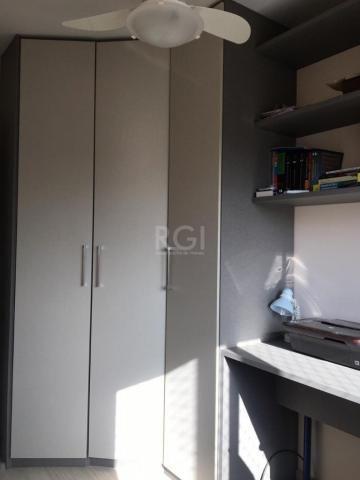 Apartamento à venda com 3 dormitórios em Jardim carvalho, Porto alegre cod:LI50879298 - Foto 19
