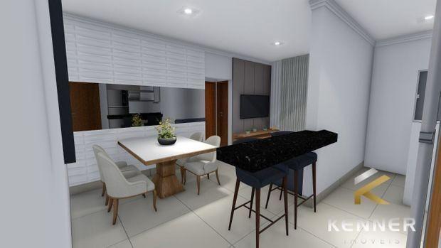 Apartamento à venda no bairro Laranjeiras - Patos de Minas/MG - Foto 4