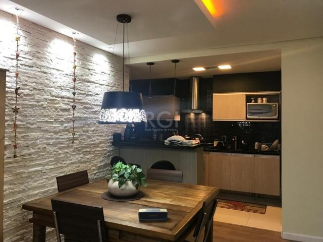 Apartamento à venda com 3 dormitórios em Jardim carvalho, Porto alegre cod:LI50879291 - Foto 5