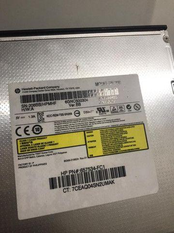 Drive de DVD - HP Notebook 12.7mm - Foto 4