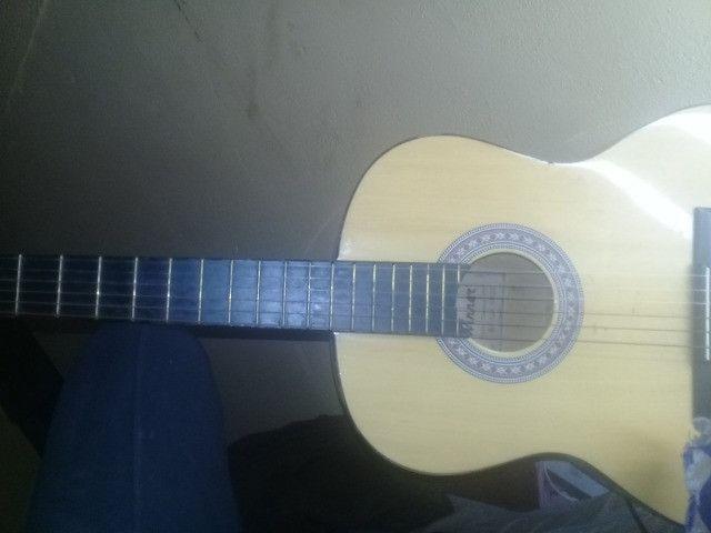Vendo violão de $400 por $250 não perde essa ? - Foto 2