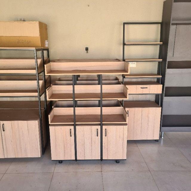 Vende se móveis para comércio - Foto 3