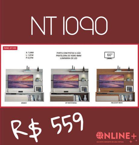 Painéis NT 1090- iluminarias de led