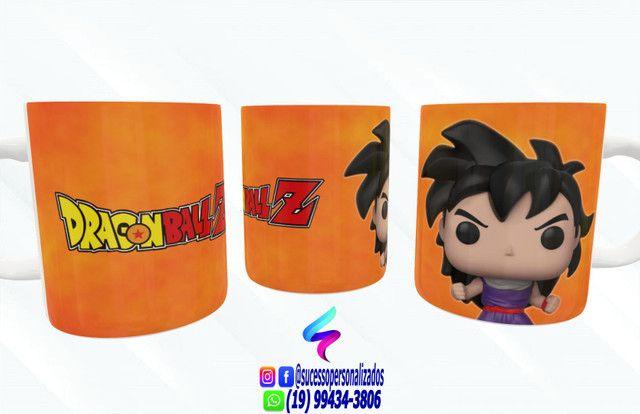 Canecas Colecionáveis Funko Pop Dragon Ball Z! - Foto 4