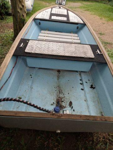 Barco de fibra - Foto 3