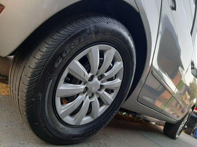 VW Fox 2013 1.0 Flex Completo Troco Carro Moto Financio - Foto 16
