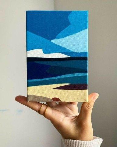 Pinturas abstratas  - Foto 2