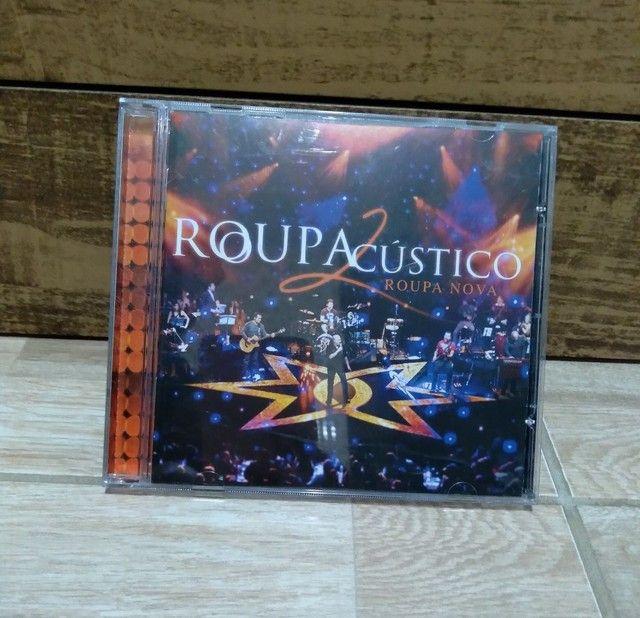 CD originais - Foto 4