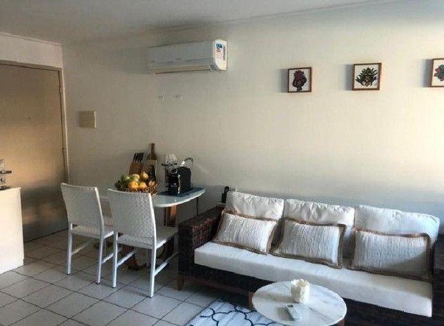 CM-Ótima Oportunidade Apartamento mobiliado no Beach Class Muro Alto - Foto 6