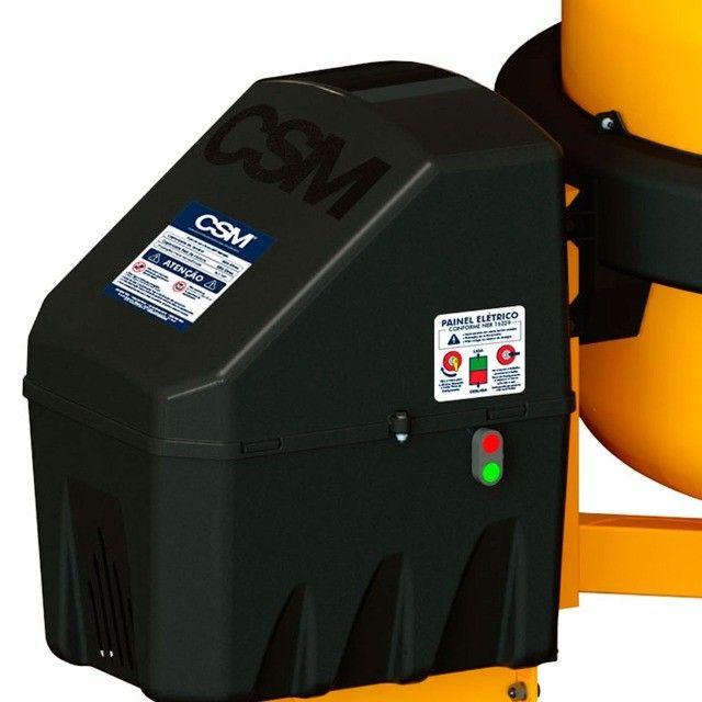 Betoneira CSM 1 Traço Super 400 Litros - Foto 2