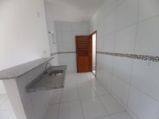 WS casa nova com 2 quartos 2 banheiros com documentação inclusa - Foto 8