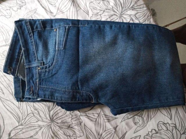 Calça jeans t 44  - Foto 3