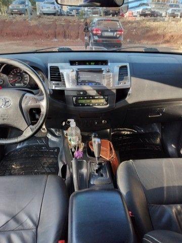 Toyota/Hilux Cd Srv 4x4 2015 - Foto 3