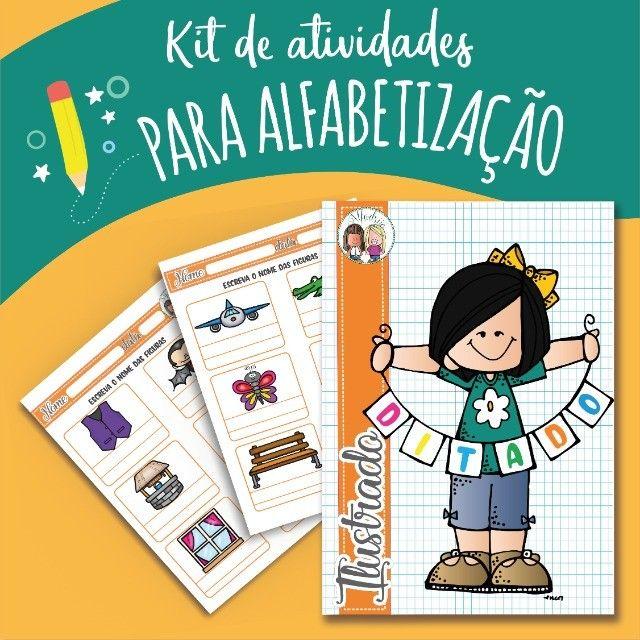 Alfabetização Infantil  - Foto 2