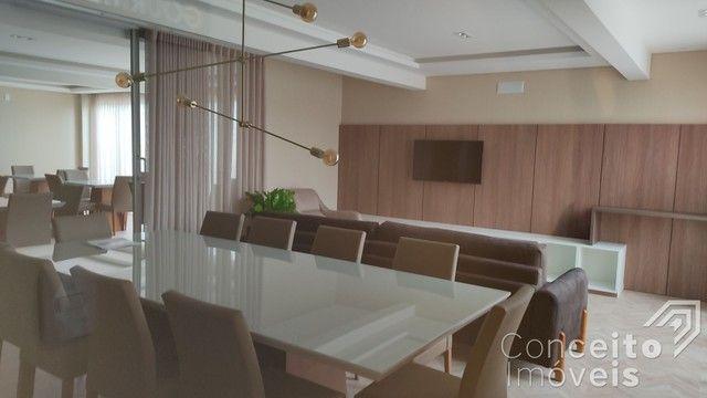 Apartamento para alugar com 3 dormitórios em Centro, Ponta grossa cod:393508.001 - Foto 20