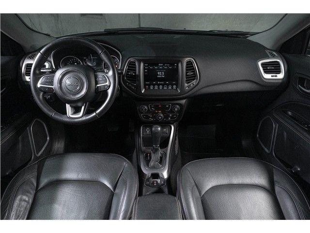 Jeep Compass 2019 2.0 16v flex longitude automático - Foto 8