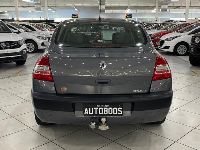 Renault Megane Expression 1.6 Flex 2011. - Foto 6