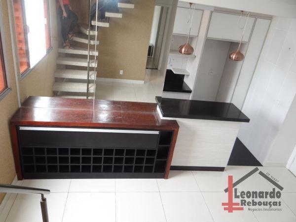 Apartamento duplex com 2 quartos no Spazio Eco Ville Araguaia - Bairro Setor Negrão de Lim - Foto 18