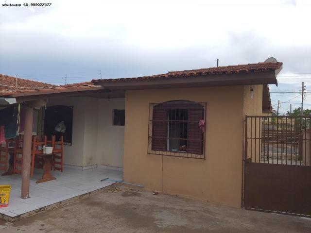 Casa para Venda em Várzea Grande, Jardim dos Estados, 2 dormitórios, 2 banheiros, 2 vagas - Foto 6