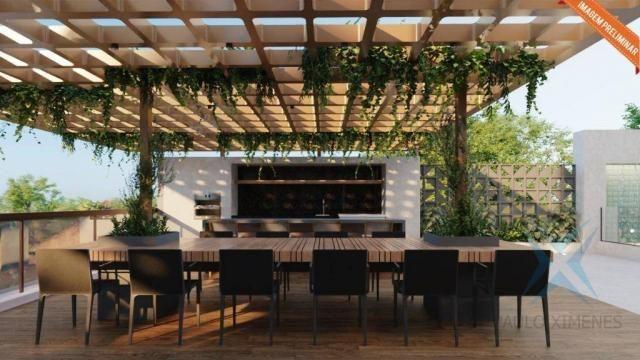 Lançamento no melhor da Aldeota, apartamentos modernos com lazer completo. - Foto 7