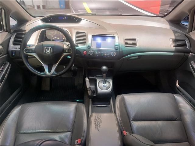 Honda Civic 1.8 lxl 16v flex 4p automático - Foto 6