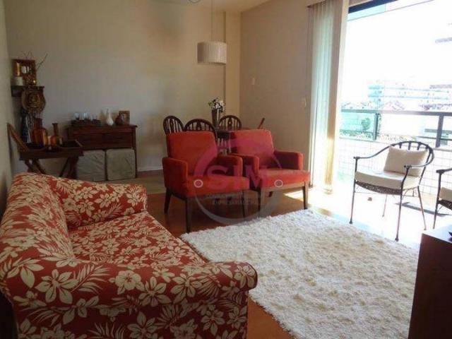 Apartamento com 3 dormitórios à venda, 250 m² por R$ 750.000 - Vila Nova - Cabo Frio/RJ - Foto 2