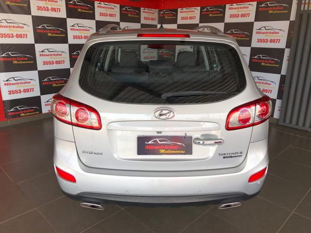 HYUNDAI SANTA FE  GLS 4WD-AUT 3.5 V6 GAS IMP 4P - Foto 8