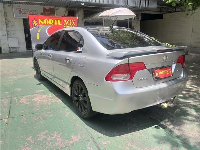 Honda Civic 1.8 lxl 16v flex 4p automático - Foto 5