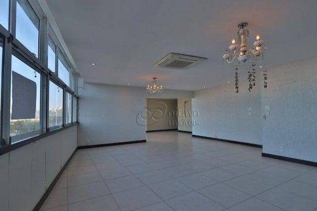 Atlantica Posto 5, vista panoramica 200m2 reformado salão duplo 3 quartos suite dependenci - Foto 3