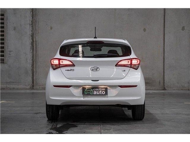 Hyundai Hb20 2019 1.6 comfort plus 16v flex 4p manual - Foto 4