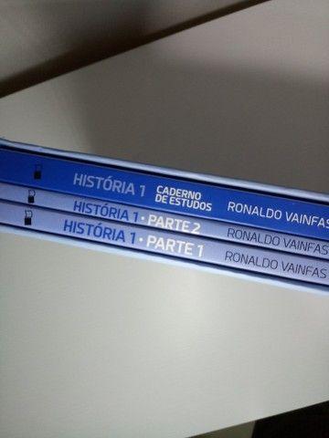 Livro didático NOVO - Saraiva conecte biologia zap * - Foto 4