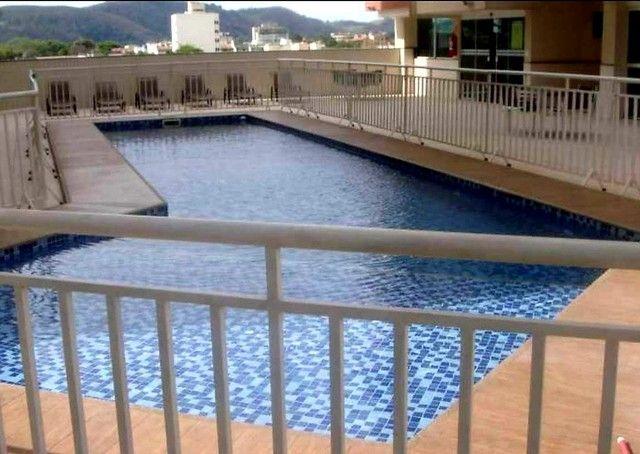 Apartamento Residencial Aquarela Aterrado - Foto 13