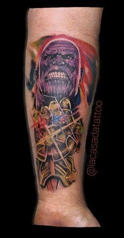 Tatuagem profissional ? - Foto 3