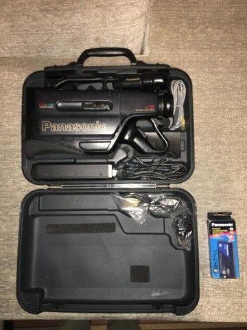 Filmadora Panasonic Omni-movie PV-918 VHS
