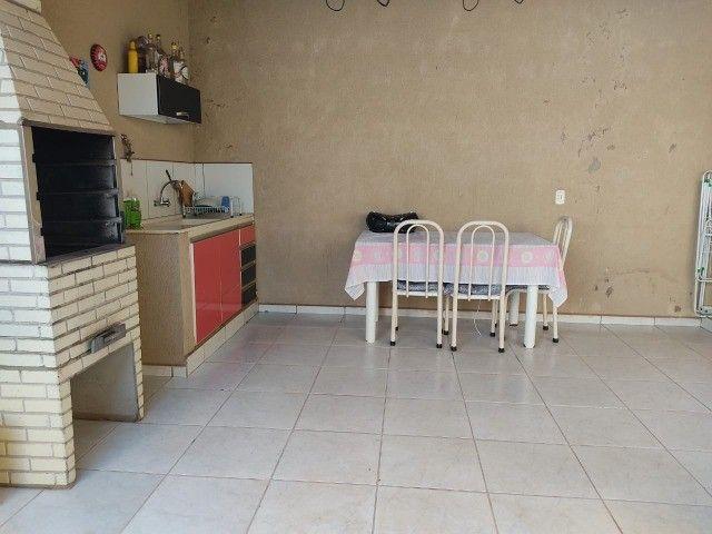 Casa 02quartos, edícula com churrasqueira, jardim Parati - Foto 9