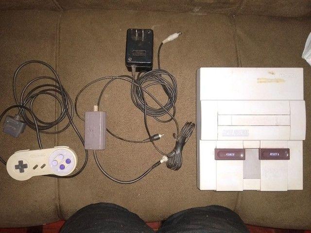 Super Nintendo conservado - Foto 5
