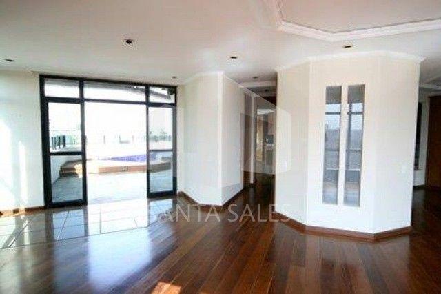 Apartamento para alugar com 4 dormitórios em Itaim bibi, São paulo cod:SS13456