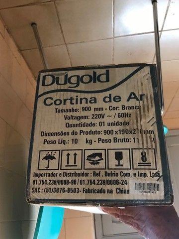 Cortina de ar Dugold - Foto 3