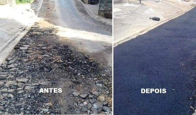 Pavimentação, recapeamento  - Foto 4
