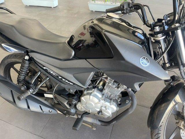 Moto Yamaha factor 125cc 2021 revisada na autorizada  - Foto 17