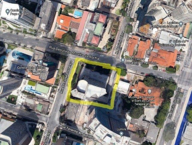 Apartamento com área de 399m² /4 vagas de garagem - Aldeota - Fortaleza/CE - Foto 6