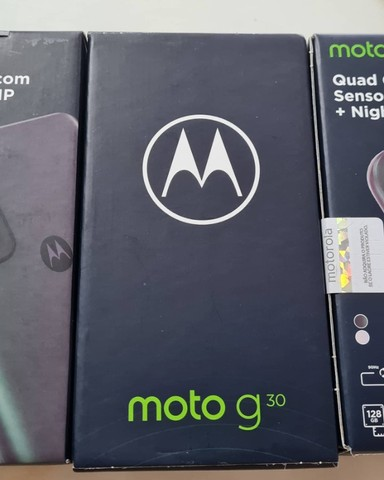 Motorola Moto G30 128Gb Dark Prism 4GbRam - Super Oferta  - Foto 3