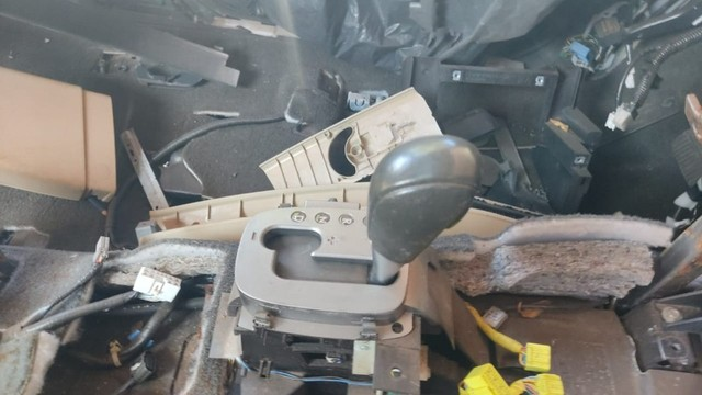 Cambio Subaru Tribeca Alavanca Completa Usado Bom - Foto 3