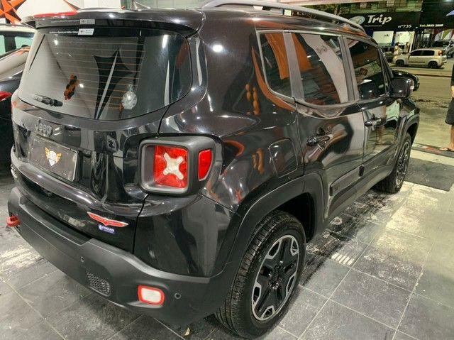 Jeep Renegade Trailhawk 2.0 4x4 Turbo DIESEL 2016  - Foto 10