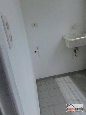 Apartamento com 2 dormitórios para alugar, 70 m² por R$ 950,00/mês - Cordeiro - Recife/PE - Foto 11