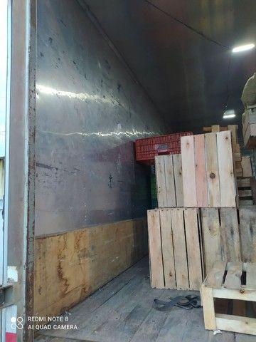 Vendo ou troco  caminhão 8 140 /99 - Foto 2