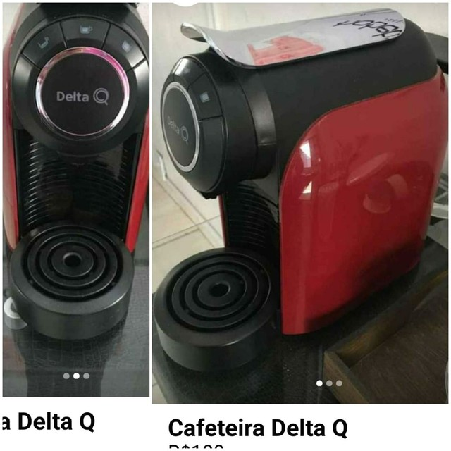 Cafeteira delta g.