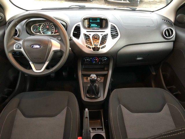 Ford KA Sel 1.5 2017 Top de Linha ( Ipva 2021 Total Pago ) - Foto 8