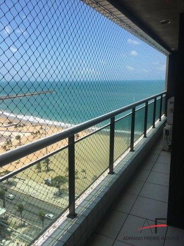 Apartamento mobiliado, com vista mar, no Terraços do Atlântico