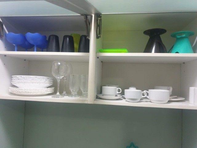 flat 1 quarto mobiliado aluguel temporada  - Foto 9